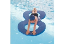 Figure of Eight Pool Play Raft
