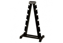 York Fitness 2 sided A Frame Rack