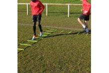 Flat Rung Agility Training Ladders