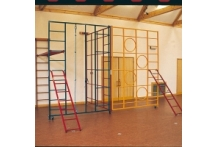 Trio Climbing Frames and Mats