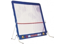 Unsquashable Mini Squash Portable Rebound Wall Frame and net