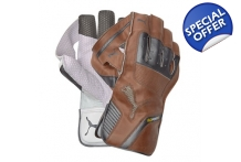 evoPower SE Brown Wicket Keeping Gloves