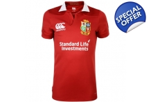 BRITISH & IRISH LIONS VAPOSHIELD MATCHDAY PRO JERSEY KIDS
