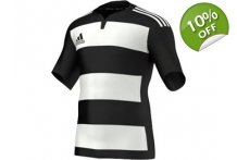 Hooped Rugby Jersey