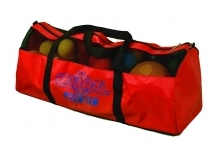Central Medium Holdalls with Mesh Panels