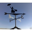 Mary Poppins weathervane