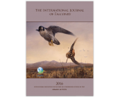 2016 ed. of The International Journal of Falconry