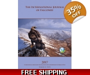 !!PRE-ORDER!! - 2017 ed. of The International Journal of Falconry