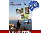 !!NEW!! IAF Newsletter 2013 incl. shipping