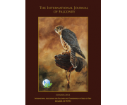 2012 ed. of The International Journal of Falconry