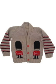 Guardsman Soldier Cardigan