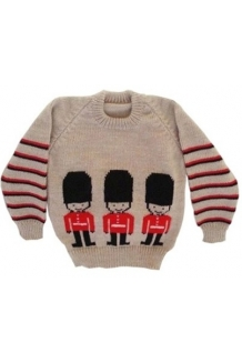 Guardsman Soldier Jumper