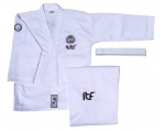Mightyfist Beginner Color Belt Dobok