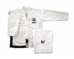 Mightyfist Matrix Black Belt Dobok