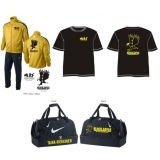 Black Eagle Official Team Outfit Package