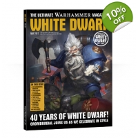 White Dwarf Magazine May 2017