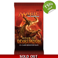 Hour of Devastation Booster Pack