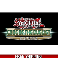 Code of the Duelist Sneak Peek Registr..