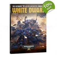 White Dwarf Magazine September 2017