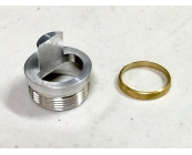 Driver Heat Sink Pill & Brass Ring
