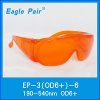Eagle Pair® 190-540nm OD6 Slip Over Laser Safety Goggles