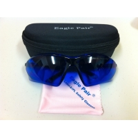 Eagle Pair® 190-400nm & 580-760nm Laser Safety Goggles