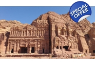 Petra & Wadi Ram 2 days tour from Tel-Av..