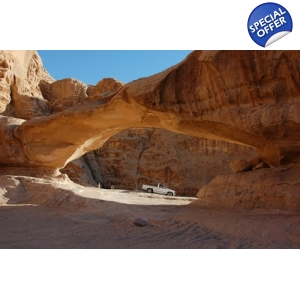 Day Tour To Wadi Rum+ A..