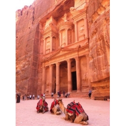 The amazing site of Petra