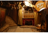Bethlehem half day tour from Jerusalem