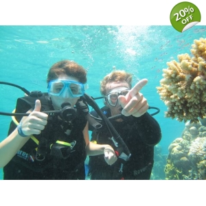 Intro-Diving In Eilat