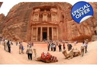 Discover Wadi rum and Petra 3 Nights a..
