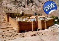 Saint Catherine daily tour from Eilat ..
