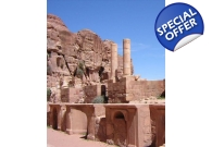 Tour to Petra from the Dead sea - Excl..