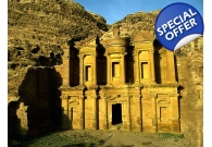 Petra From Tel-Aviv By flights