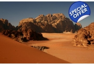 Petra & Wadi rum tour in one day **Speci..