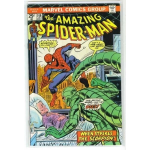 Amazing Spider-Man [1963] - 146