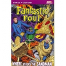 Fantastic Four: Where Stalks the Sandm..
