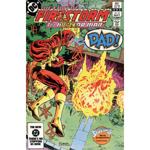 Fury of Firestorm [1982] - 16