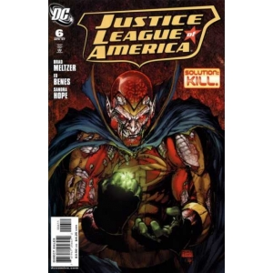 Justice League of America [2006] -  6