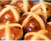 Hot Cross Bun E-Liquid