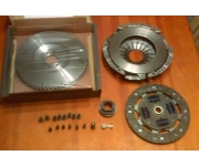 B230 DMF Flywheel conversion kit with clutch