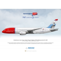 Norwegian Long-Haul Grete Waitz B..