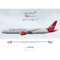"Virgin Atlantic Airways ""Dream Gi.."