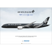 Air New Zealand Boeing 787-9 Drea..