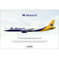 Monarch Airlines Airbus A321-231 ..