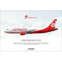 Air Berlin Airbus A320-214 D-ABFA