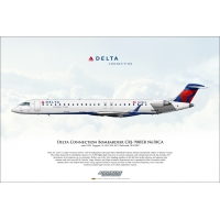 Delta Connection Bombardier CRJ-9..