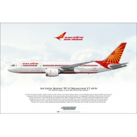 Air India Boeing 787-8 Dreamliner..