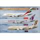Airbus A380 Middle East Airline Carriers Emirate..